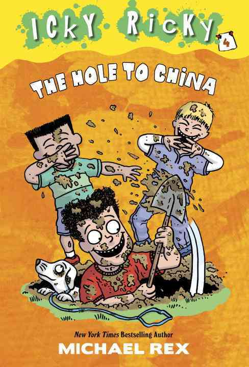 The Hole to China By Rex, Michael